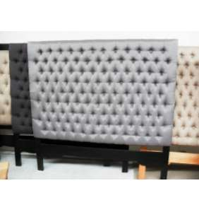 Chesterfield deep button headboard